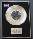 THE BEATLES - From Me To You PLATINUM Single presentation DISC